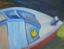 Row Boat on the C&O