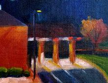 Suburban Night, Olney, Maryland